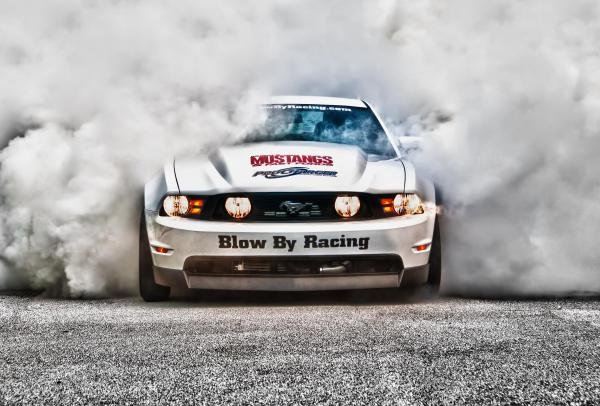 Showcase cover image for Blow-By Racing's 2011 Ford Mustang GT