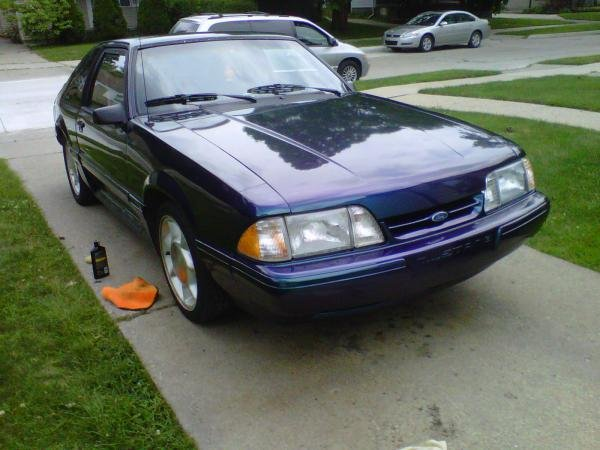 Showcase cover image for mystic_lx's 1989 Ford mustang