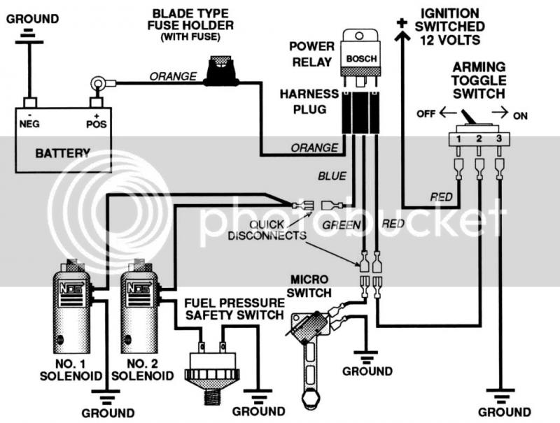 on nitrous system wiring diagram