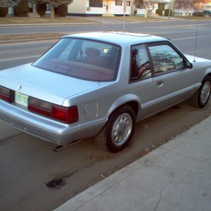 Chris' 1988 Coupe